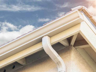 seamless gutters in Wilmington, NC